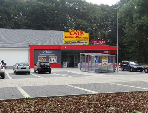 Verbrauchermarkt Farger Straße – Bremen